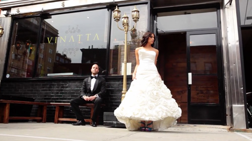 New york wedding cinematography and videography for 116 west 23rd street 5th floor new york ny 10011