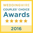 Wedding Wire People's Choice Award 2014