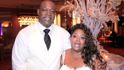Sherri Sheppard Wedding 2011